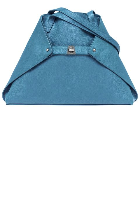 <strong>Akris</strong> bag, $1,465, Neiman Marcus, 888-888-4757.