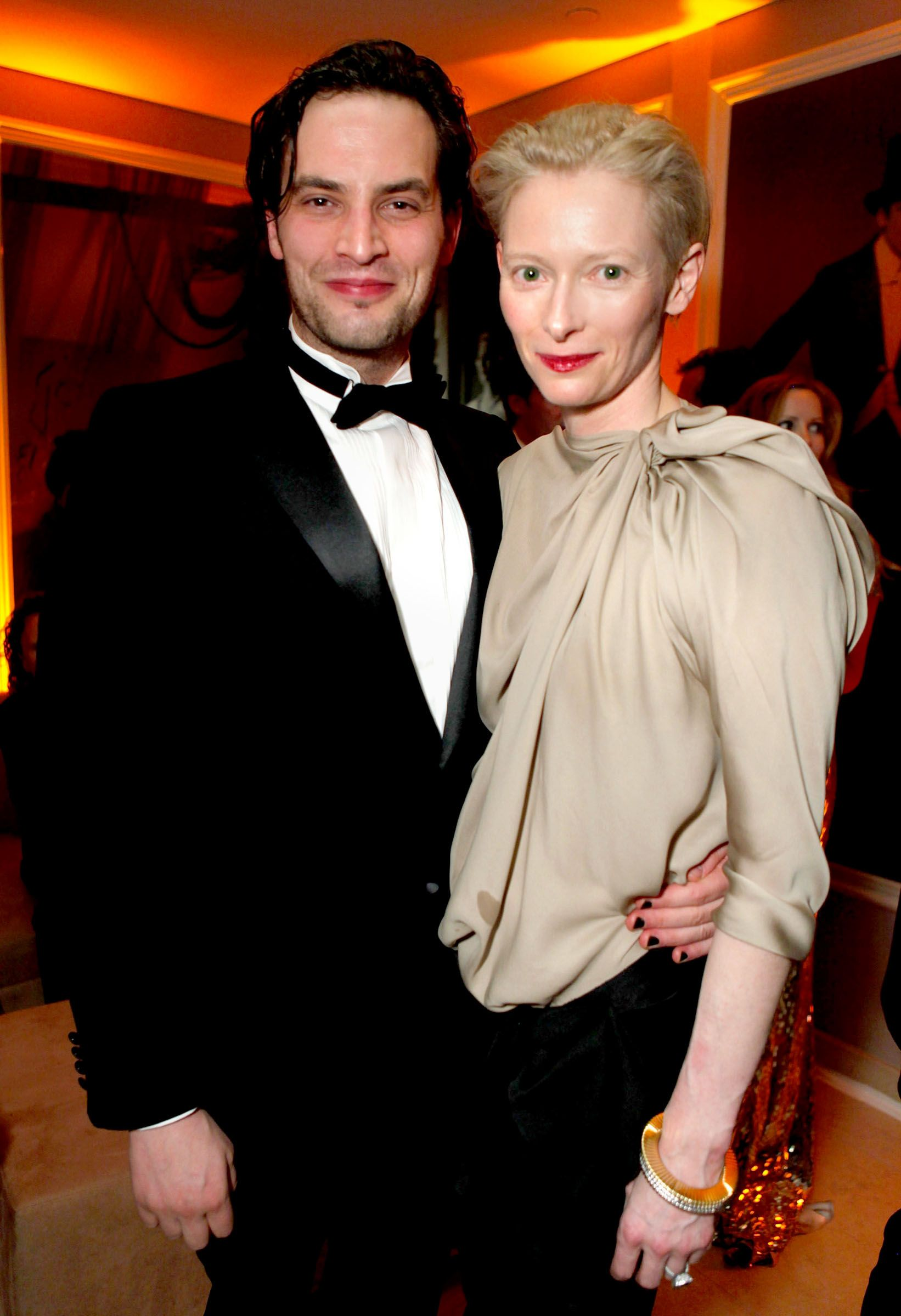 Do Open Marriages Work - Tilda Swinton's Open Marriage