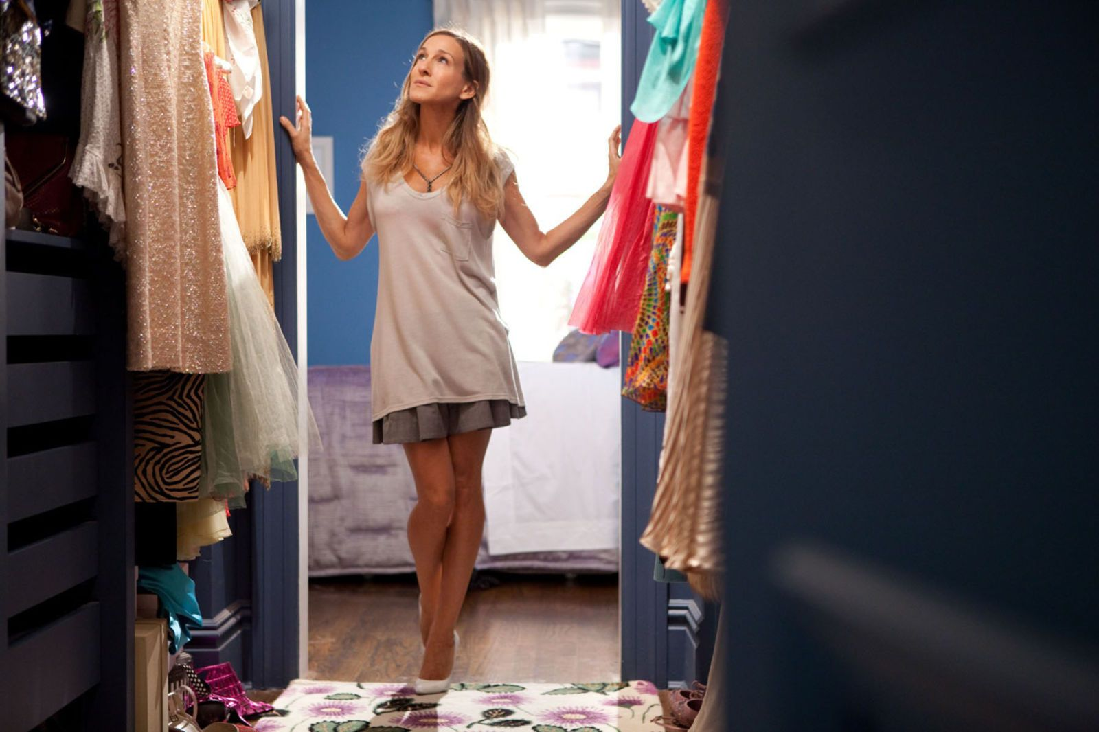 11 of the Most Luxe Closets in Film and TV