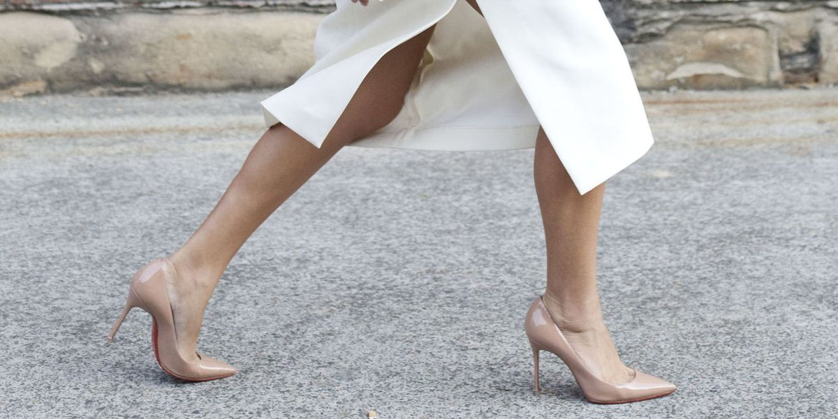 Christian Louboutin: the Nude Collection - YouTube