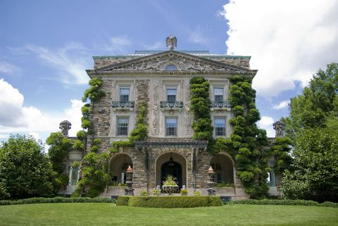 Built for John D. Rockefeller, the monumental six-story estate is as stunning as it was over 100 years ago.