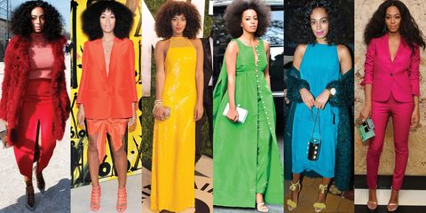 Yellow, Hairstyle, Dress, Style, Wig, Fashion, One-piece garment, Artificial hair integrations, Fashion design, Waist,