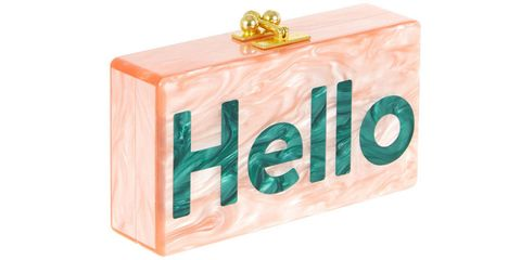 Font, Rectangle, Teal, Turquoise, Box, Peach, Packaging and labeling, Symbol, Present, Wooden block,