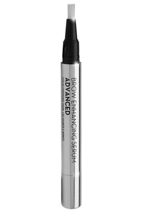 "Perfectly groomed brows frame your face and pull your features into focus. If you've overplucked in the past or just have sparse areas, a brow serum applied at night will help condition, strengthen and thicken.  <strong>Anastasia Beverly Hills</strong> Brow Enhancing Serum Advanced, $38, <a target=""_blank"" href=""http://www.ulta.com/ulta/browse/productDetail.jsp?productId=xlsImpprod6330244"">ulta.com</a>."