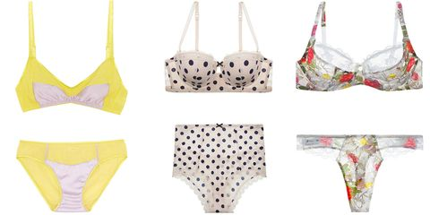 Product, Yellow, White, Style, Pattern, Bag, Shoulder bag, Undergarment, Swimsuit bottom, Brassiere,