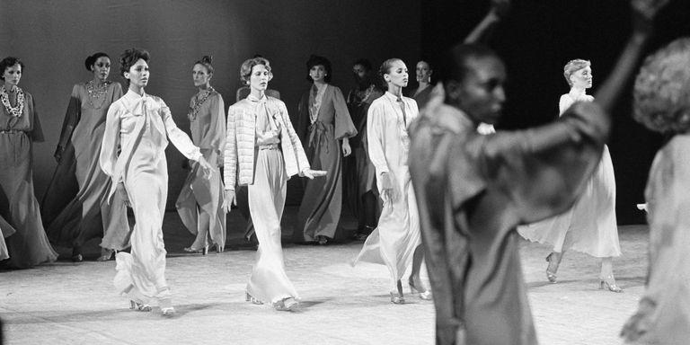 Versailles Fashion Show Documentary