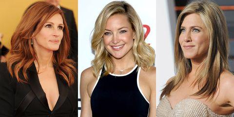 Julia Roberts, Kate Hudson, Jennifer Aniston