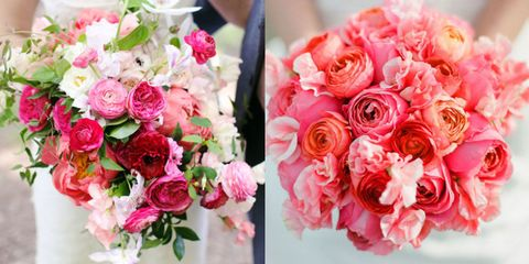 Our Wedding Experts At Style Me Pretty Share Beautiful Garden Rose Bouquet Ideas To Incorporate Into Your