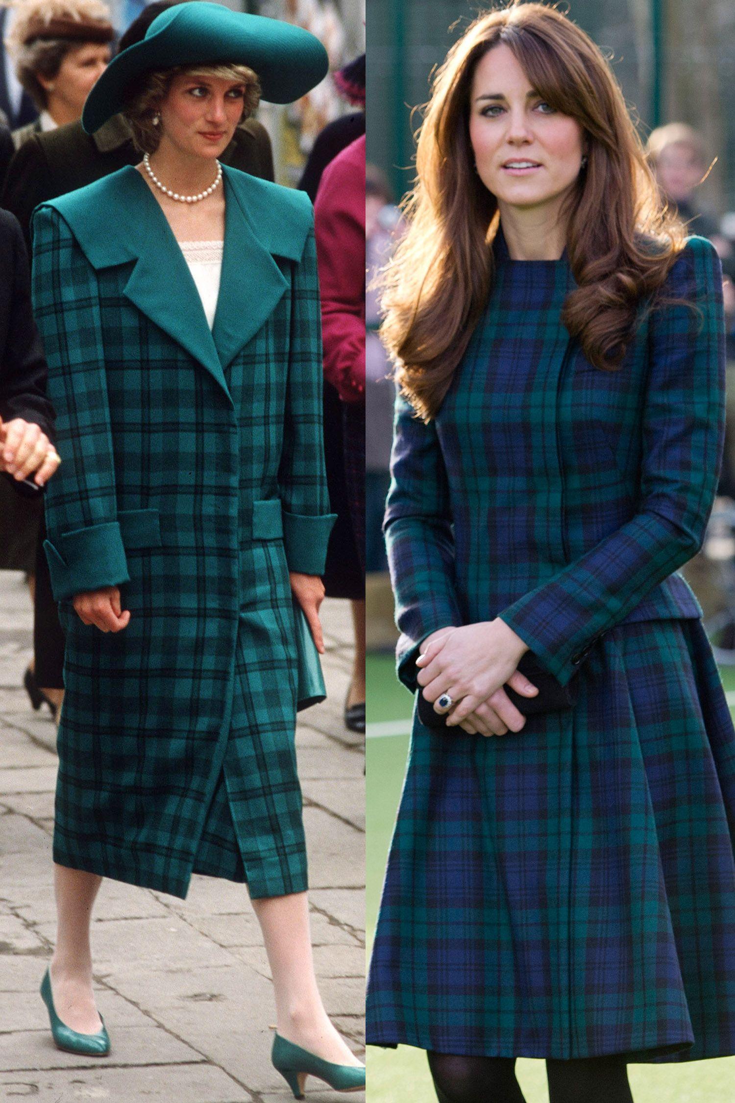 Lady diana dress style