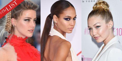 Hair, Head, Ear, Nose, Lip, Brown, Hairstyle, Skin, Eyelash, Chin,