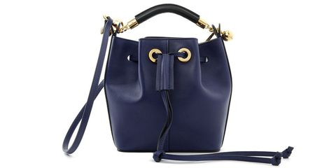 "<strong>Chloe</strong> bag, $1,350, <a target=""_blank"" href=""https://shop.harpersbazaar.com/designers/chloe/gala-small-bucket-bag"">shopBAZAAR.com</a><img src=""http://assets.hdmtools.com/images/HBZ/Shop.svg"" class=""icon shop"">."