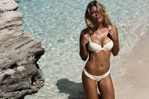 6f486eb0bf A Bikini A Day Launches Monday Swimwear's New Collection