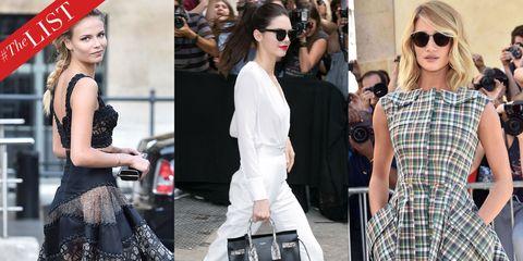Clothing, Eyewear, Glasses, Arm, Vision care, Sunglasses, Human body, Dress, Bag, Outerwear,