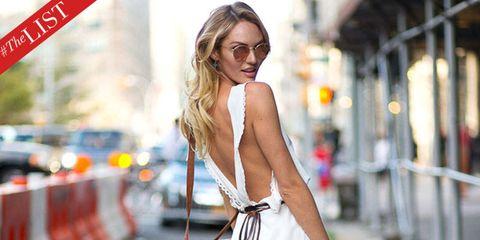 Clothing, Eyewear, Glasses, Vision care, Shoulder, Sunglasses, Style, Street fashion, Summer, Fashion accessory,