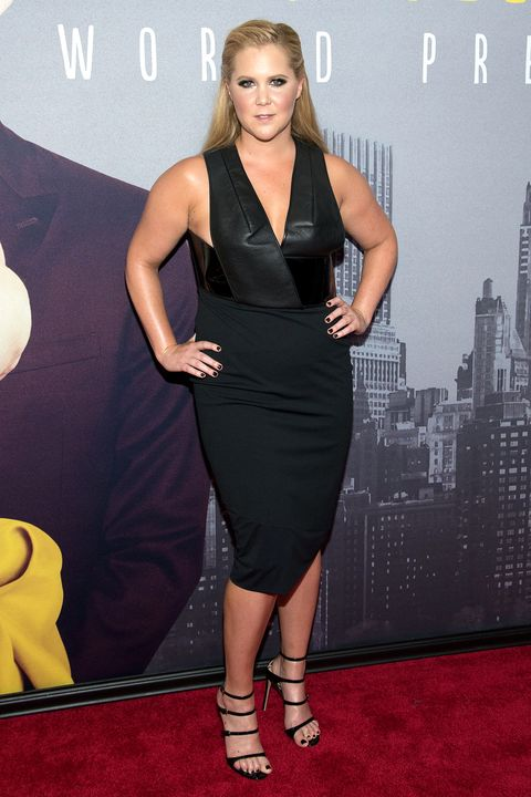 Amy Schumer S Most Stylish Looks For The Quot Trainwreck