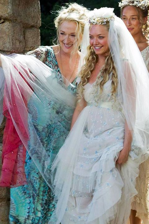Best Movie Wedding Gowns - Amazing Bridal Gowns From Movie Brides