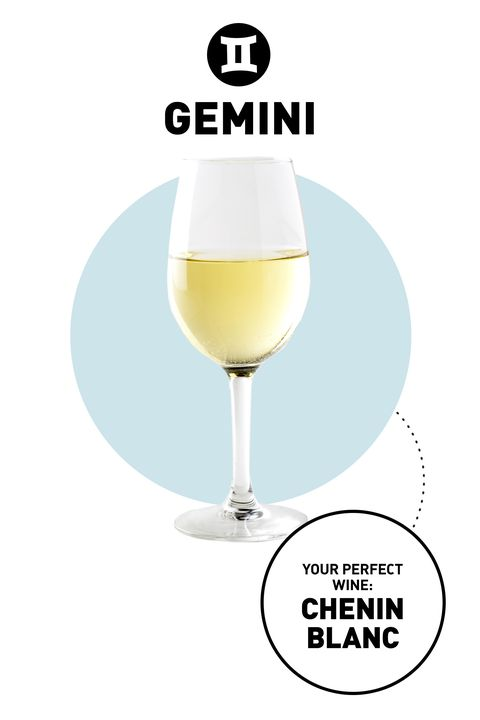 <p><strong>Your Drink:</strong> Chenin Blanc</p><p><strong>Why:</strong> You like to experience all life has to offer, and routines bore you to death, so you need a wine that's as versatile as your tastes. Chenin Blanc tastes refreshing as a sweet or dry wine, and its apple, honey and orange blossom flavors pair well with everything from pork chops to sushi.  </p>