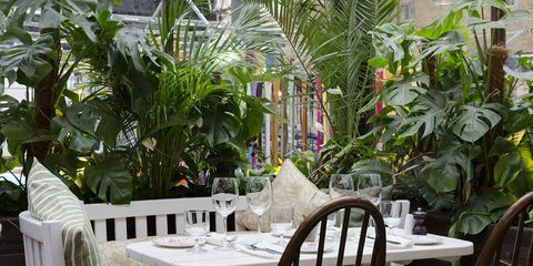 6 Chic Restaurants For Garden Dining The Worlds Chicest Garden