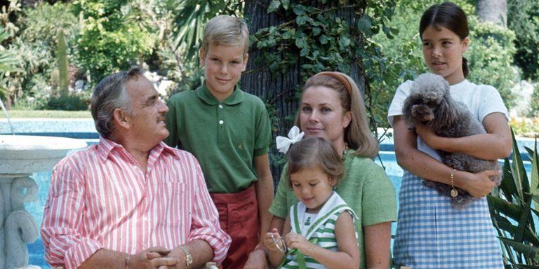 29 Photos Of The Royal Monaco Family Through The Years