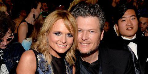 Miranda Lambert and Blake Shelton Are Getting Divorced