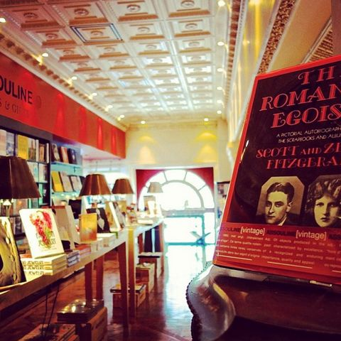 """<p>If you visit the Plaza Hotel this coveted bookstore is located within the hotel on the mezzanine level, where you will find a treasure trove of wonderful books.</p><p><strong>Location:</strong> 768 5th Ave. at 59th street New York, NY</p><p><strong>Hours:</strong> Monday - Saturday, 10am - 8pm; Sunday, 11am - 6pm, <a href=""""http://www.assouline.com/new-york-the-plaza"""" target=""""_blank"""">assouline.com</a>.</p>"""