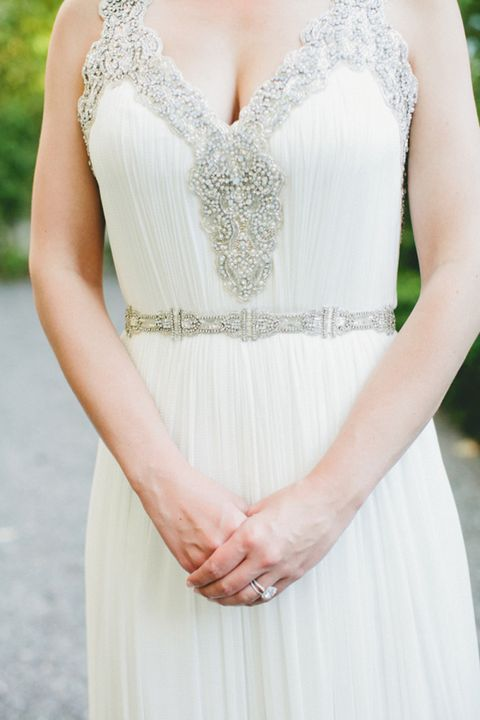 Beautiful Bedazzled Wedding Dresses - Style Me Pretty\'s Favorite ...