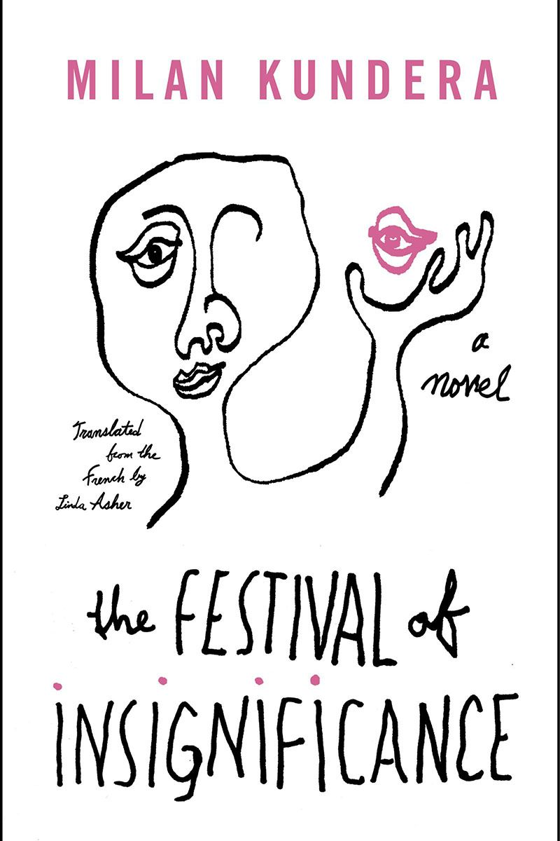 """<p>From the internationally acclaimed author of <i>The Unbearable Lightness of Being </i>comes a luminary collection of prose on the beauty and absurdity of everyday life. <i><a href=""""http://www.amazon.com/Festival-Insignificance-Novel-Milan-Kundera/dp/0062356895/ref=sr_1_1?s=books&ie=UTF8&qid=1437579749&sr=1-1&keywords=the+festival+of+insignificance&pebp=1437579751768&perid=1TS5EKXMH4YQE7DJ7RWB"""" target=""""_blank"""">The Festival of Insignificance</a> </i>follows an unlikely band of friends and ruminates on the trivial, yet life-altering events that define the course of their lives.</p>"""