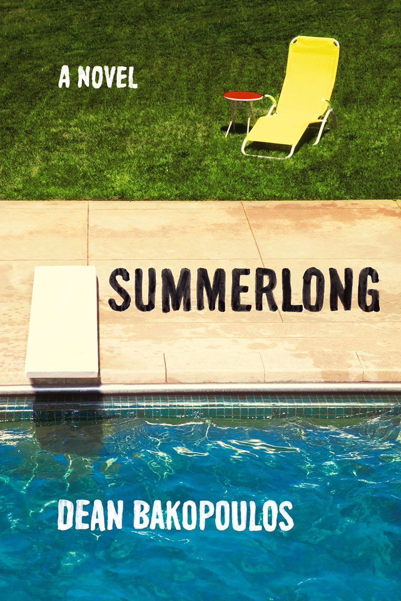 """<p>A long, hot summer breeds a series of complicated love affairs within a suburban community in this darkly comical <a href=""""http://www.amazon.com/Summerlong-A-Novel-Dean-Bakopoulos/dp/0062321161"""" target=""""_blank"""">novel</a> from the author of <em>Please Don't Come Back from the Moon </em>and <em>My American Unhappiness</em>.</p>"""