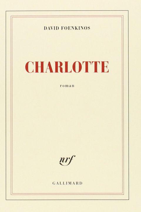 <p><em>Charlotte</em> by David Foenkinos.<br></p>