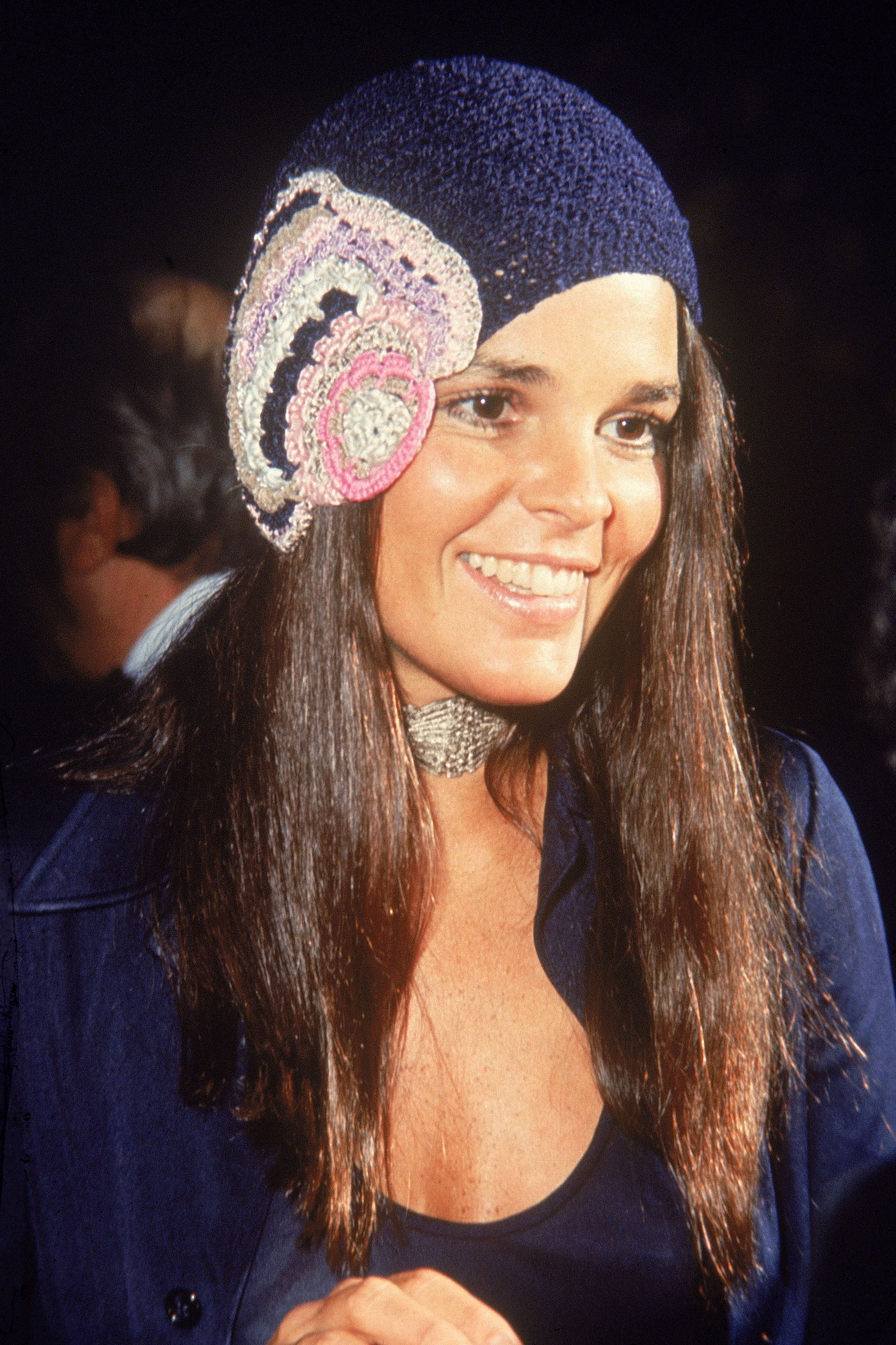 <p>Hats off to a '60s icon.</p>