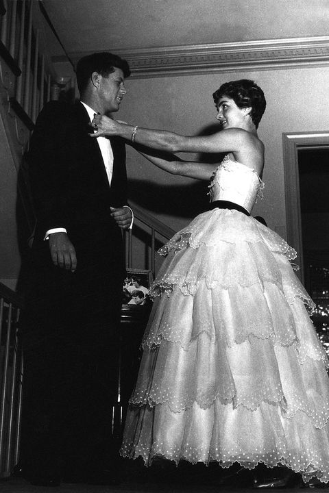 Photos of John F. Kennedy and Jacqueline Kennedy - Photos of the ...