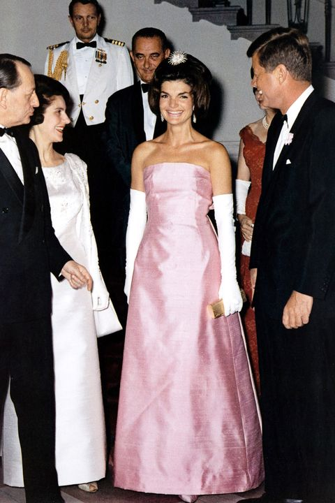 Iconic Jackie Kennedy Fashion Pictures