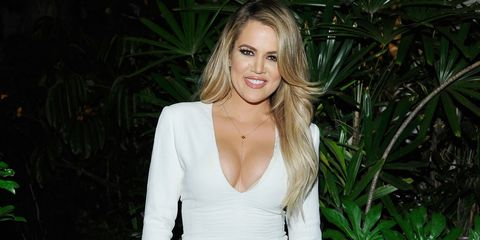 Khloé Kardashian Gets Very Personal in a New Interview