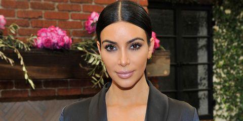 10 Secrets to Mastering Kim Kardashian's Makeup - Kim Kardashian