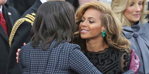 Michelle Obama Wants to Be Beyoncé