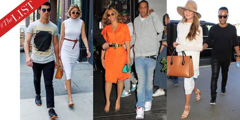 Clothing, Eyewear, Footwear, Leg, Trousers, Hat, Bag, Fashion accessory, Outerwear, Denim,