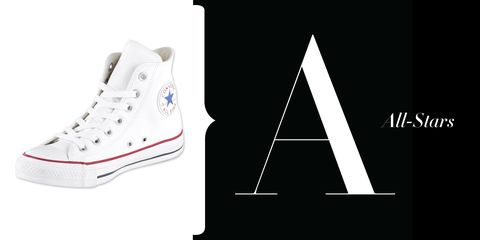 <p>Chuck Taylors, Converse or All-Stars: whatever you prefer to call them, these American branded sneakers have been a part of every American fashion subculture imaginable: grunge, tomboy and prep. They have also had their fair share of time on the American runway, shown by newcomers like Adam Selman (a favorite of Rihanna) to classic designers like Ralph Lauren.</p>