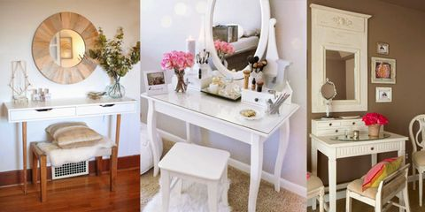 5 Chic Ways To Style A Vanity