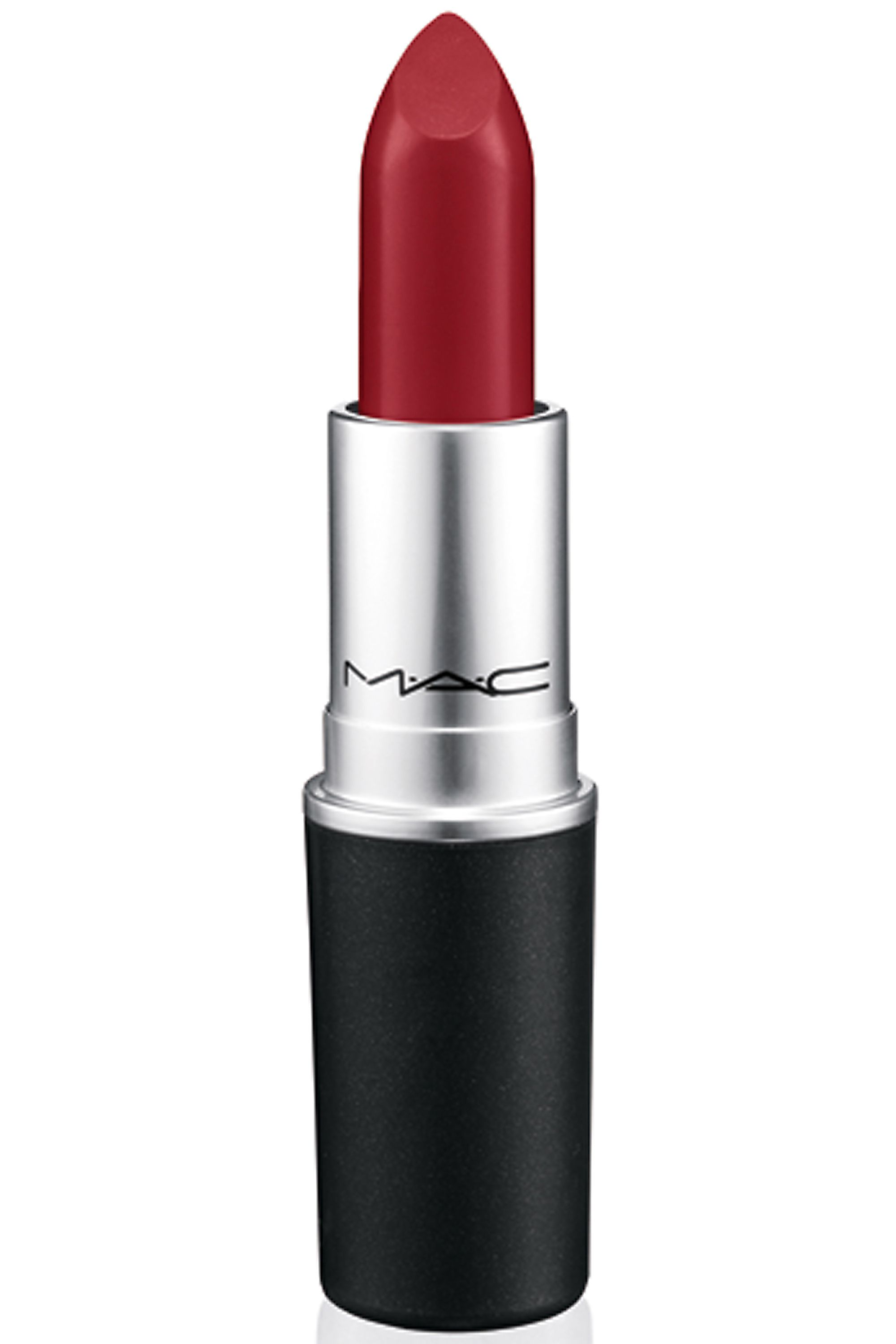 "<p><span class=""redactor-invisible-space"">If you want lipstick that lasts through hours of eating, drinking and kissing (and doesn't leave evidence), you want this ultramatte red that magically looks good on everyone. </span></p><p><strong>MAC</strong> Lipstick in Ruby Woo, $16, <a href=""http://www.maccosmetics.com/product/13854/310/Products/Makeup/Lips/Lipstick/Lipstick"" target=""_blank"">maccosmetics.com</a>.</p>"