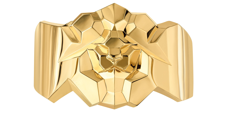 <p><em>Chanel cuff, $30,000, 800-55-0005.</em></p>