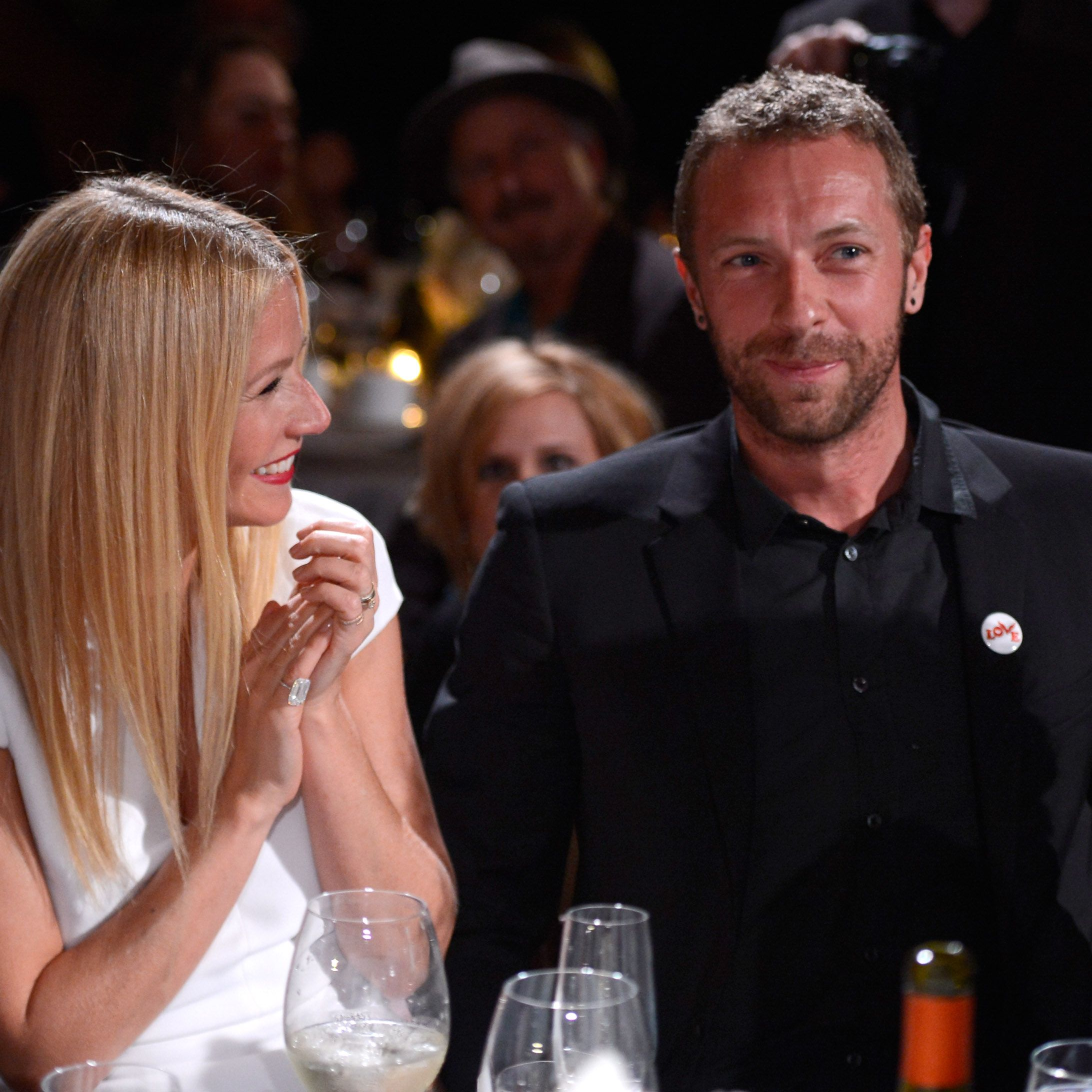 """<p>Though the two can no longer serve as our #RelationshipGoals, they definitely set the tone for the perfect break up. After a """"conscious uncoupling"""" in 2014, Paltrow and Martin continue to remain close and prioritize their kids.</p>"""