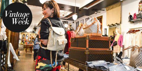 8b9e5d3862d8 How To Shop For Vintage Handbags - Bagsnob's Tina Craig Gives Tips ...
