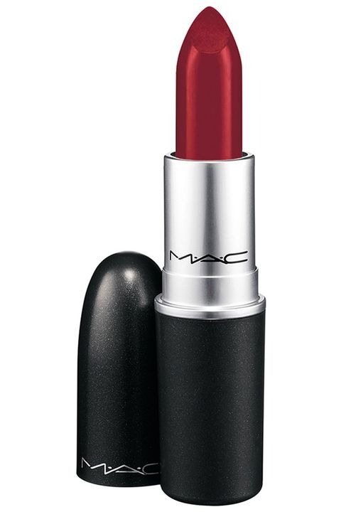 """<p><strong>The hype: </strong><span class=""""redactor-invisible-space"""">A universally-flattering shade of red that stays in place all day</span> </p><p><strong>The review:</strong> """"I love a blue-based red and Ruby Woo is my favorite after Rihanna's version for MAC. It stays all day and looks just as good with a tan as it does when I'm at my palest in the depths of winter."""" —Kerry Pieri, Digital Fashion/Features Director</p><p><em>MAC Lipstick in Ruby Woo, $17, <a href=""""http://www.maccosmetics.com/product/13854/310/Products/Makeup/Lips/Lipstick/Lipstick"""" target=""""_blank"""">maccosmetics.com</a>.</em> </p>"""
