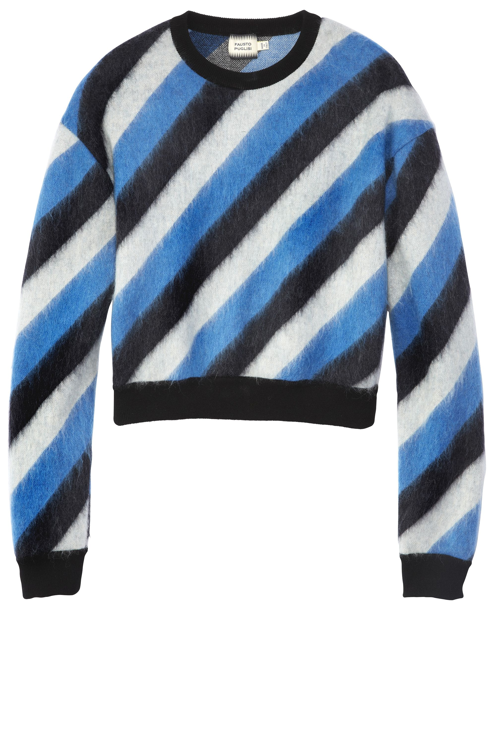<p><strong>Fausto Puglisi</strong> sweater, $1,255, 310-552-0300. </p>
