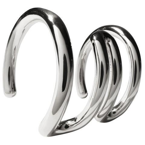 <p><strong>Balenciaga</strong> bracelet, $745, 212-206-0872. </p>