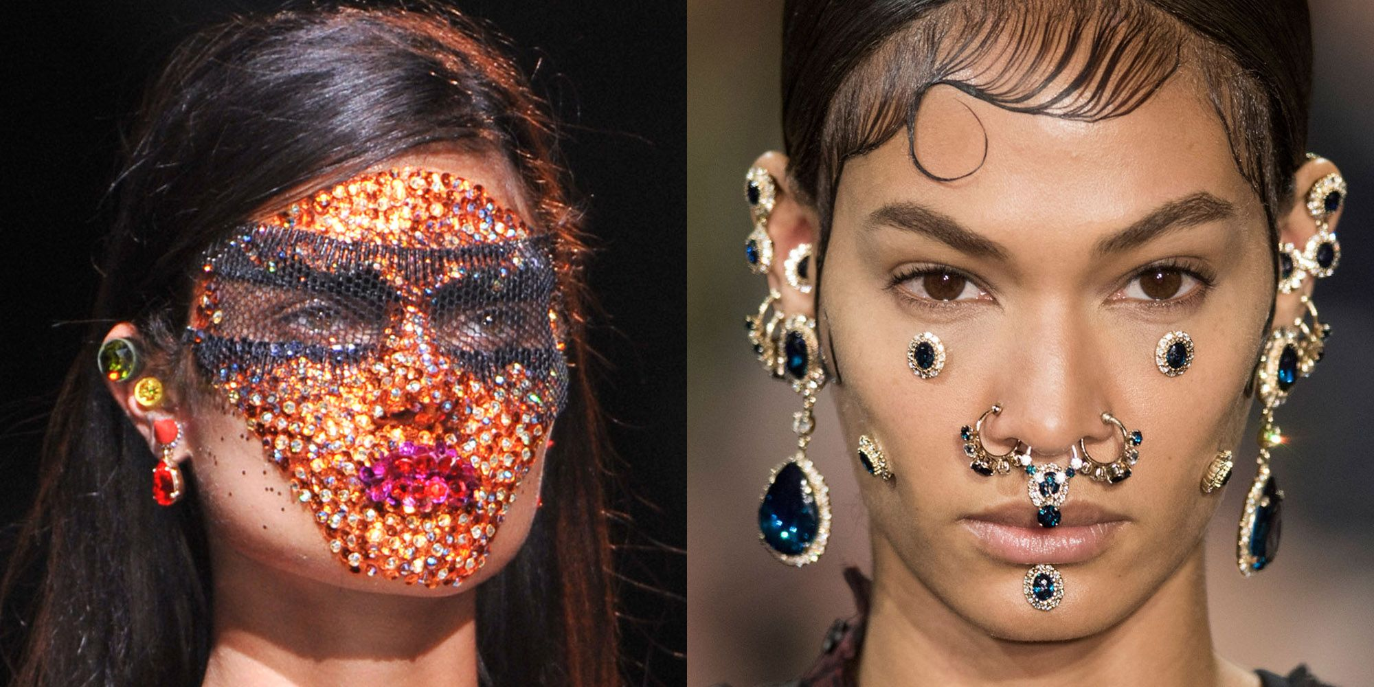 <p>Givenchy Spring 2014 & Fall 2015</p>