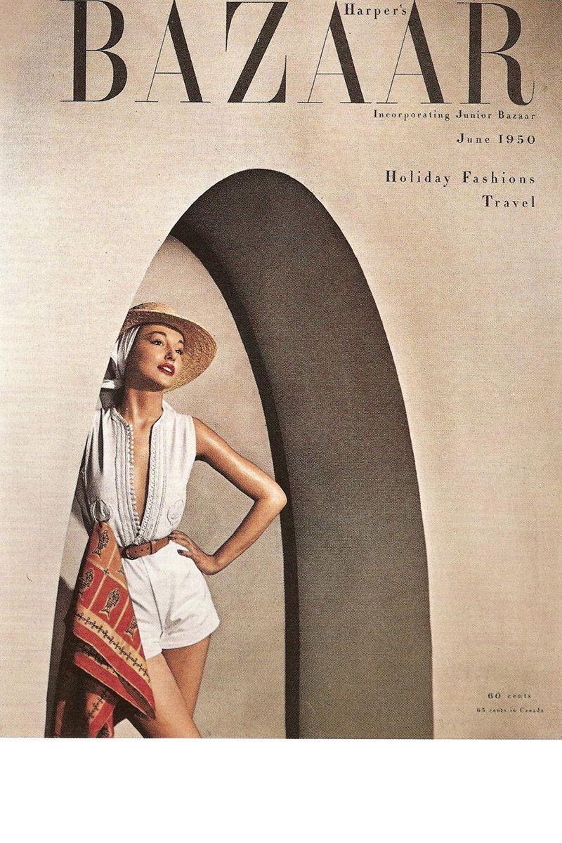 Vintage Harper S Bazaar Covers