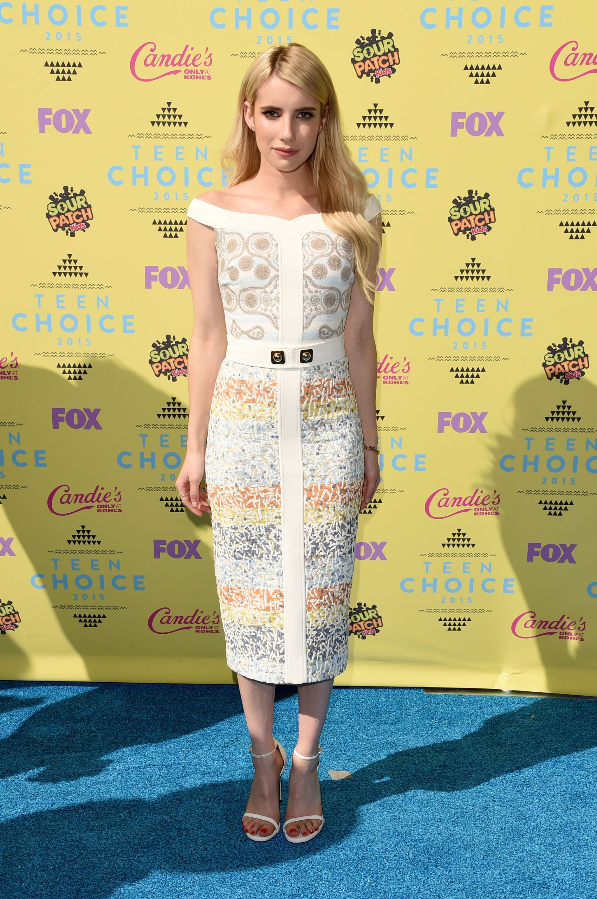 The Best Looks From the 2015 Teen Choice Awards
