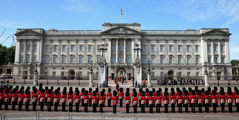 12 Things You Never Knew About Buckingham Palace