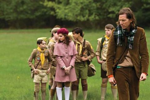<p>Camp by way of Wes Anderson brings just the right whimsical vibes.</p>